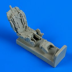 MiG-23 Flogger ejection seat with safety belts 1:48