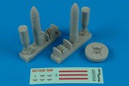 BetAb-500 Soviet Penetration bombs 1:48