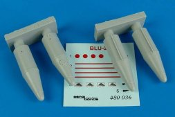 Aerobonus BLU-27 Fire Bomb 1:48