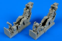 US Navy F-4 pilot & operator w/ Ejection seats 1:48