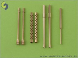 Master A6M5 Zero armament set and Pit tube 1:32