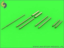 Master Fw 190 A7 - A9 - Armament  set & Pitot Tube 1:32