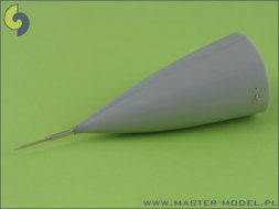 F-16 Pitot tube & Angle Of Attack probes 1:48