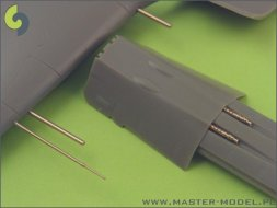 Master Fw 190A6 armament set 1:48