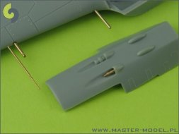 Master Fw 190 A2 - A5 armament set & Pitot Tube 1:72