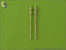 German aircraft machine gun MG 151 (20mm) barrels 1:72
