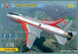 S-22I (Su-7IG) 1:72