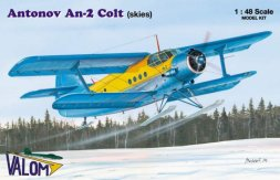 Antonov An-2 Colt (skies) 1:48