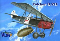 Fokker D.VII (dual combo) 1:144