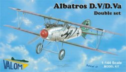 Albatros D.V/D.Va (Double set) 1:144