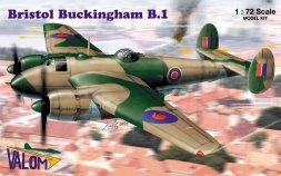 Bristol Buckingham B.1 1:72