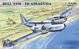 Bell YFM-1B Airacuda 1:72