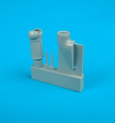 Bf 109G-6 dust filter-early model 1:32