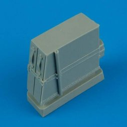 Bf 109E ammunition boxes 1:32