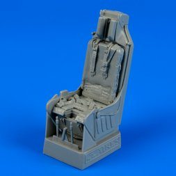 A-7D Corsair II ejection seat with safety belts 1:32