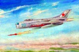 MiG-19PM Farmer E 1:48