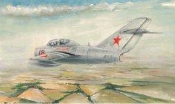 MiG-15UTI Midget  1:48