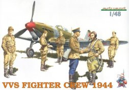 Eduard VVS Fighter Crew 1944 1:48