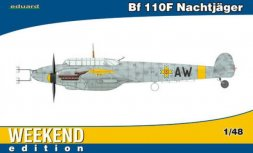 Bf 110F Nachtjäger - Weekend edition 1:48