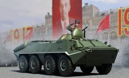 BTR-70 APC early version 1:35