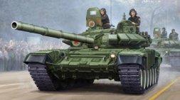 T-72B Mod. 1989 MBT Cast Turret 1:35