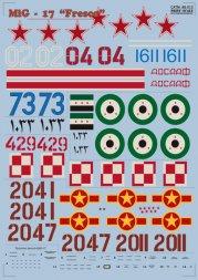 MiG-17  Fresco  Part.1 1:48