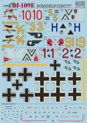 Bf 109E Part.1 1:48