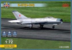 Mikoyan I-3U (I-420) 1:72