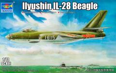 Iljushin IL-28 Beagle 1:72