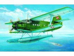 Antonov An-2M Colt Wasserflugzeug 1:72