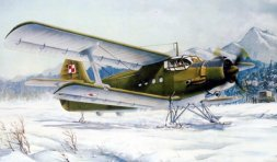Antonov An-2 Colt on Skis 1:72