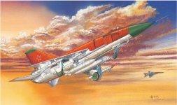 Su-15 Flagon-A 1:72