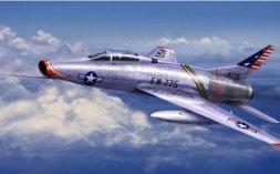F-100C Super Sabre 1:72