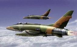 F-100F Super Sabre 1:72