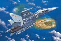 Su-30MKK Flanker G 1:72