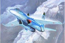 Su-27 Flanker B 1:72