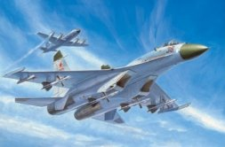 Su-27 Flanker early 1:72