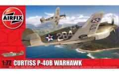 Airfix Curtiss Hawk 81-A-2 1:72