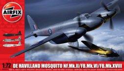 Airfix De Havilland Mosquito  1:72