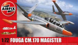 Airfix Fouga CM.170 Magister 1:72