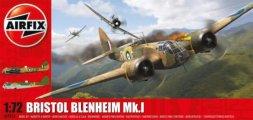 Airfix Bristol Blenheim Mk.l 1:72