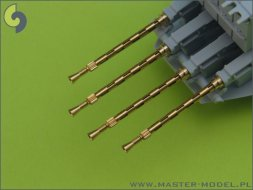 Master British Mk 2 Browning .303 caliber (7,7mm) (4pcs) 1:24