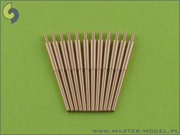 Master German 15cm (5.9in) SKC/28 barrels (12pcs) 1:350