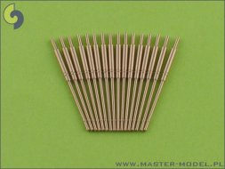 Master German 10,5cm (4.1in) SKC/33 barrels - late type 1:350