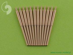 IJN 15,5cm/60 (6.1in) 3rd Year Type barrels (12pcs) 1:350