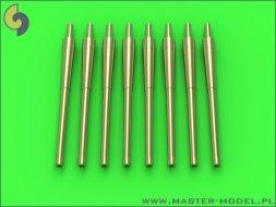 Master British 4.7/45 (120mm) QF Marks IX and XII (8pcs) 1:350