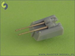 Master German 10,5cm (4.1in) SKC/33 barrels - early 1:700