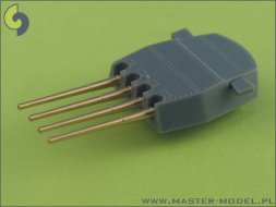 Master British 14in (356mm) Mark VII barrels 1:700
