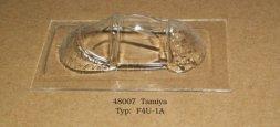 F4U-1A vacu canopy for Tamiya 1:48