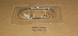 F4U-1D vacu canopy for Tamiya 1:48